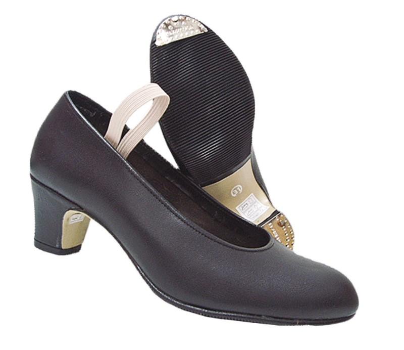 Zapatos de gitana con chapa 16