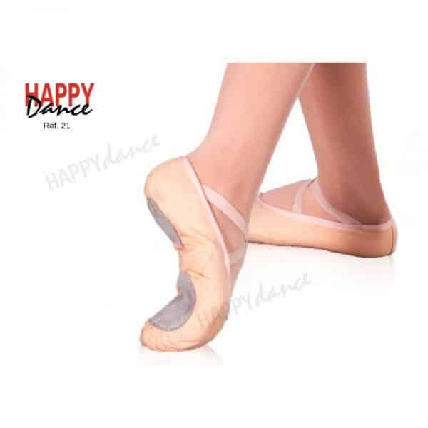 Zapatillas de ballet Happy Dance modelo 21