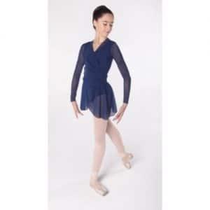 Falda de ballet en gasa Intermezzo modelo 7461