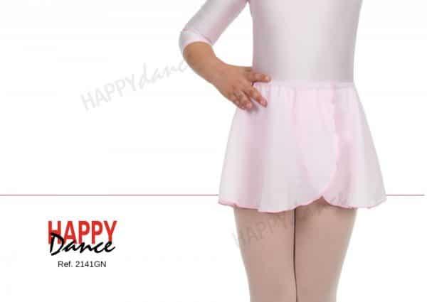 Falda de clásico en gasa Happy Dance