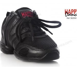 Sneakers de danza Happy Dance un complemento ideal para tus ensayos de bailes alternativos