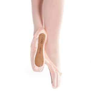 Puntas de ballet Degas modelo Etudes.