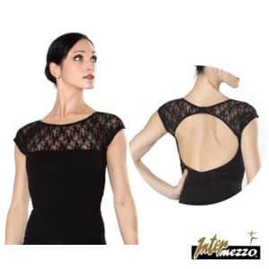 Maillot negro Intermezzo 31163