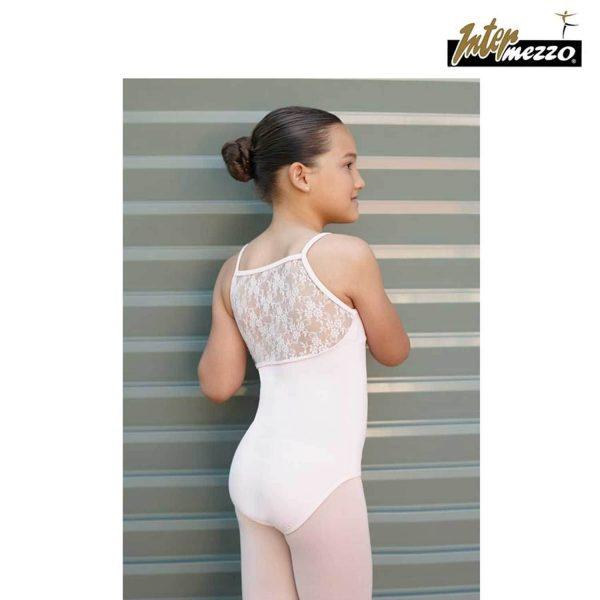 Maillot ballet niña Intermezzo