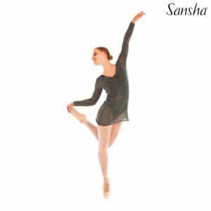 Vestido ballet Sansha modelo Kanisha.
