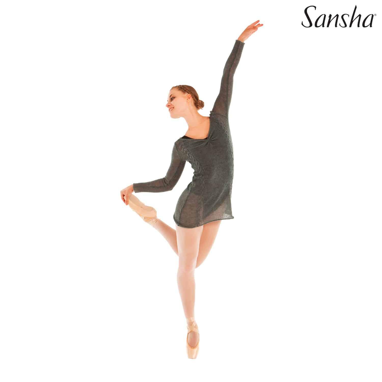 Vestido ballet Sansha modelo Kanisha
