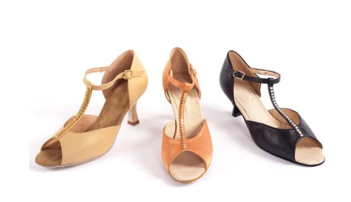 Zapatos de baile para salsa