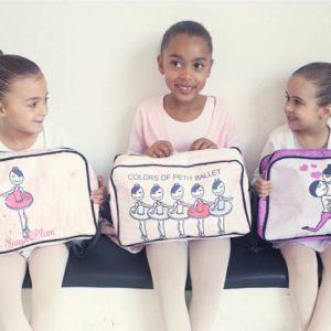 Bolsa ballet niña El Pettit Ballet