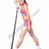 Banda elástica de entrenamiento para danza , rítmica o deporte