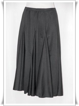 Falda flamenca barata niña