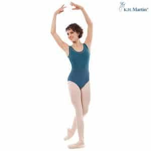 Maillot danza mujer Sansha Asia