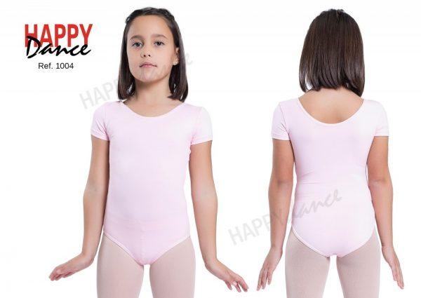 Maillot baile manga corta Happy Dance modelo: 1004