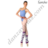 Calentadores danza Sansha modelo Zebra.