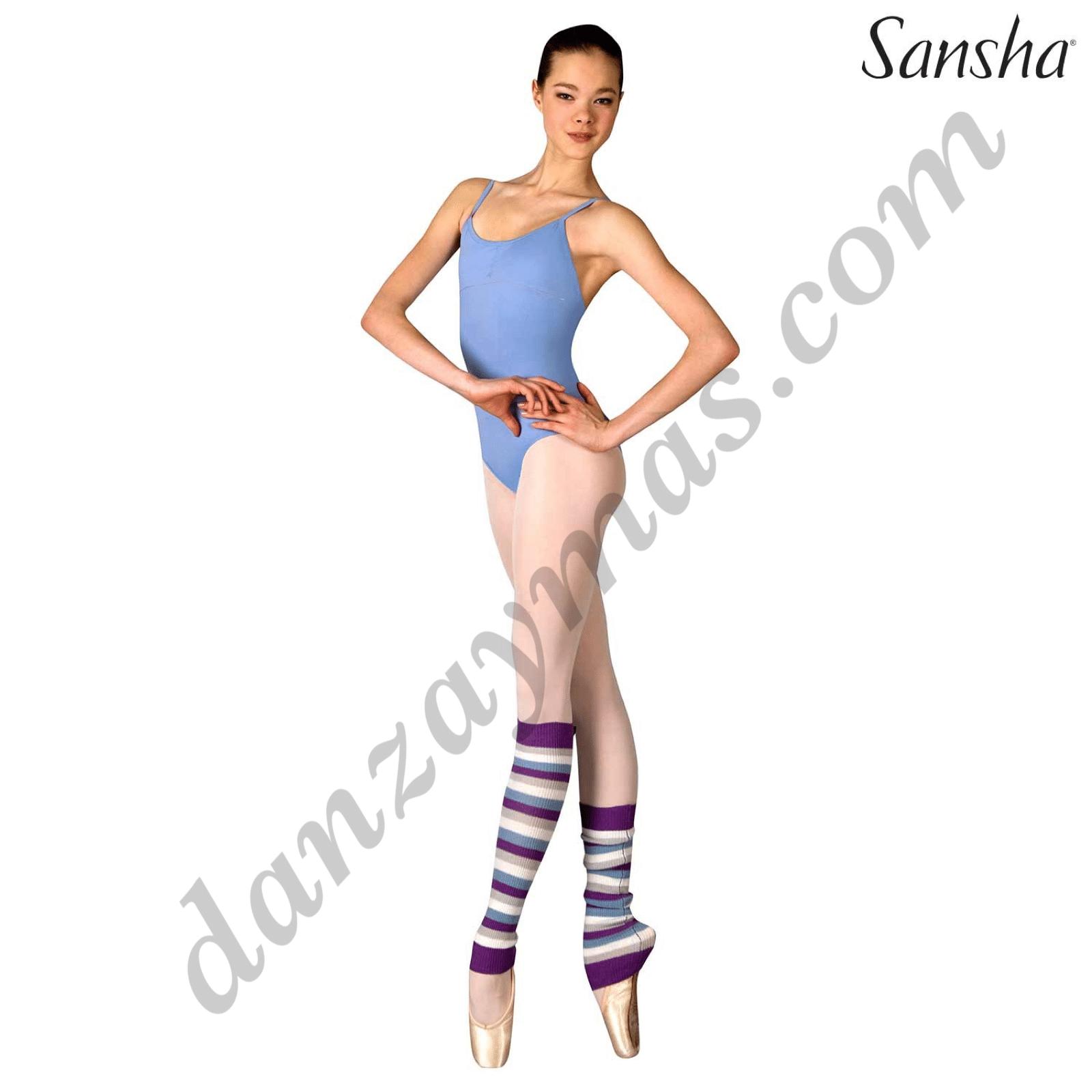 Calentadores danza Sansha modelo Zebra 166