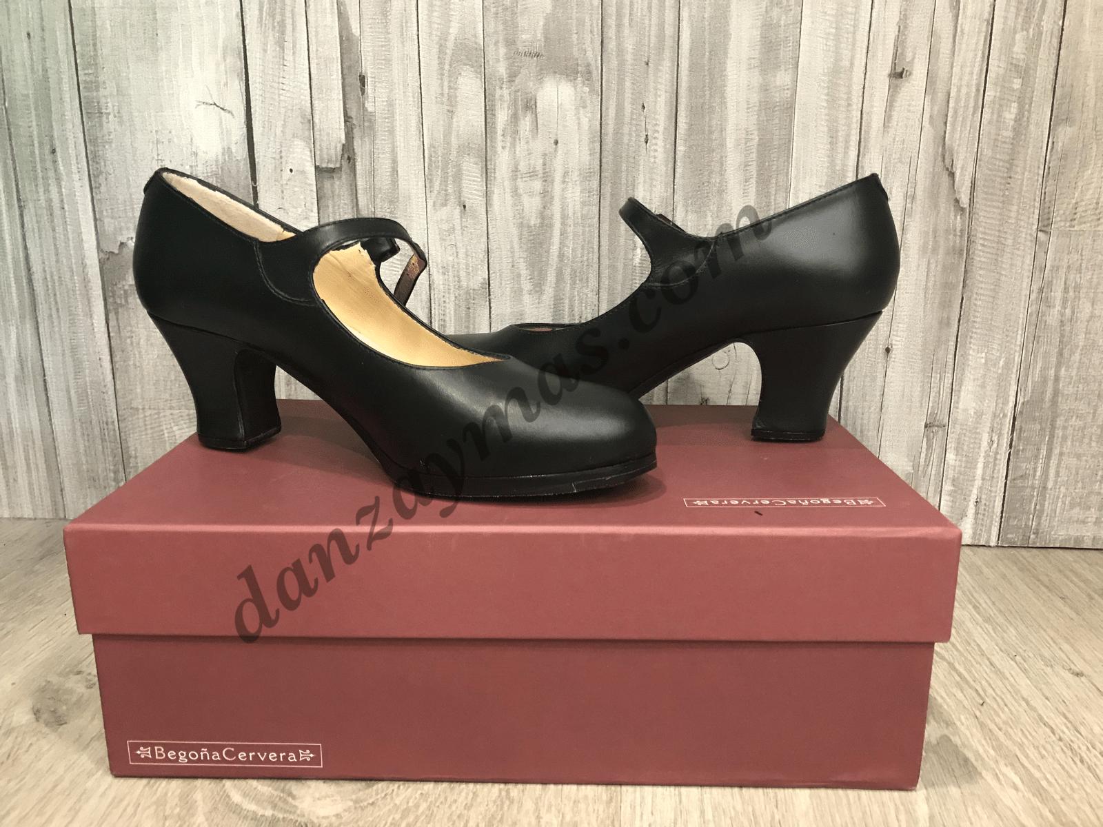 Zapatos de flamenco profesionales Correa