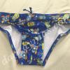 Bañador bebe niño estampado en dibujos divertidos y confeccionado en licra muy cómoda y adaptable para los mas pequeños