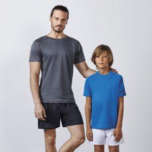 Camiseta técnica para chico Montecarlo.