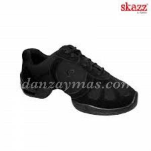 Sneakers de baile Sansha negros