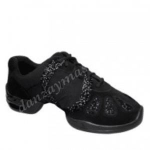 Sneakers baile Sansha con brillos