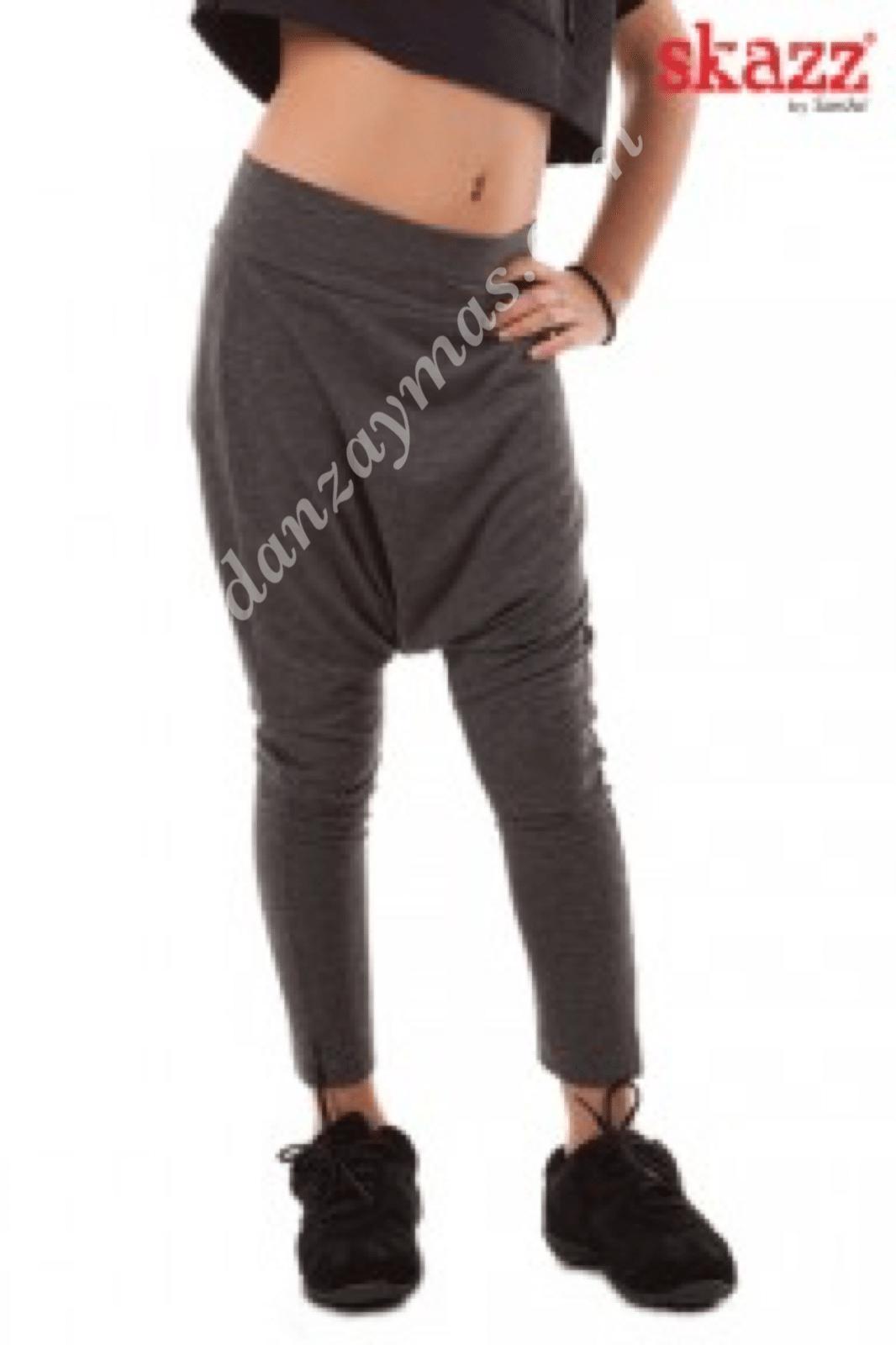 Pantalón HIP HOP gris Sansha 0145c