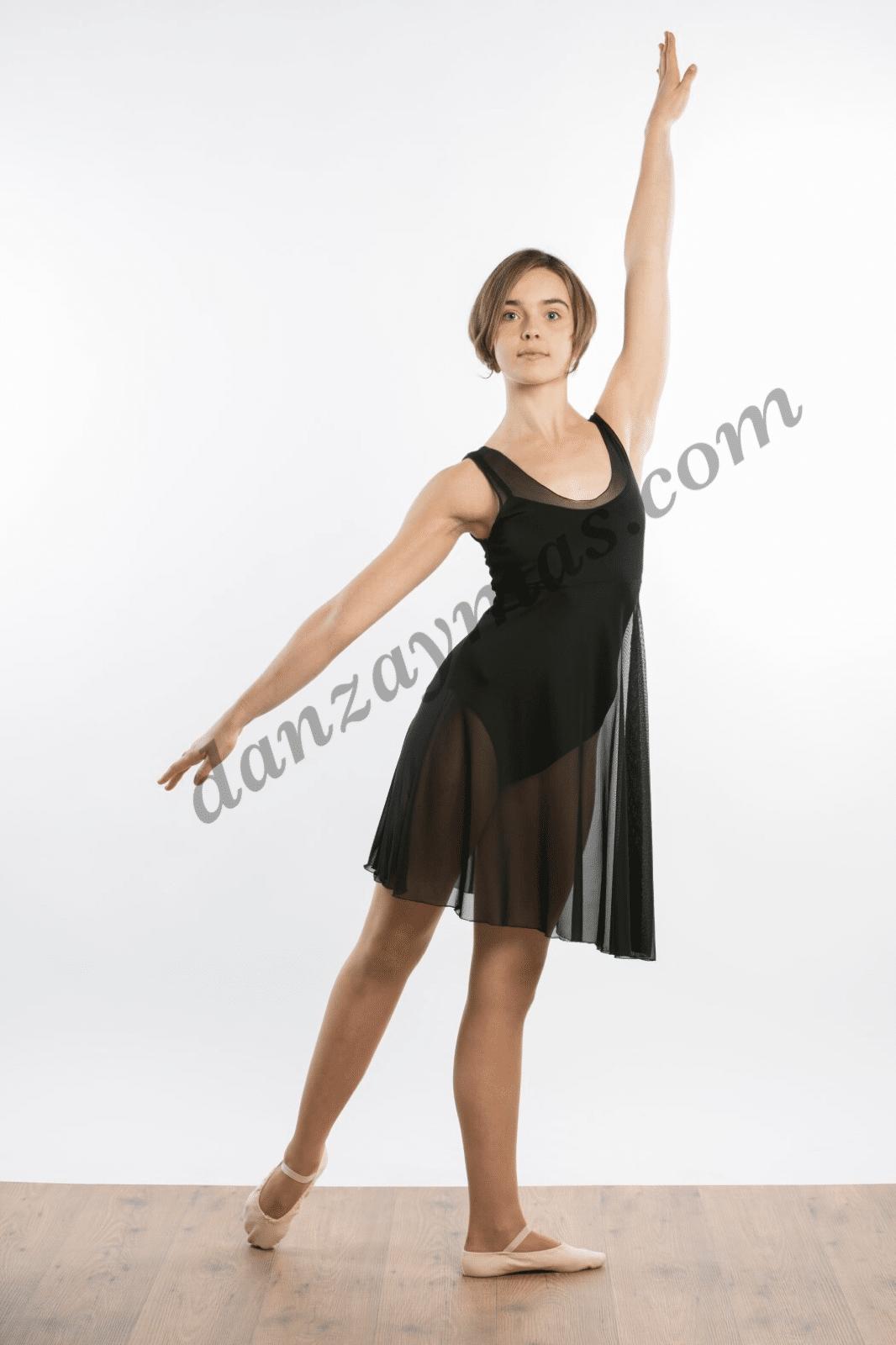 Vestido de ballet túnica Davedans