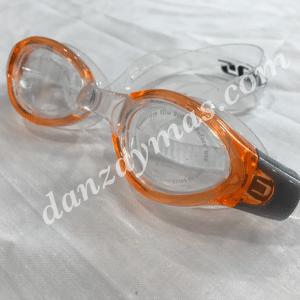 Gafas de natación para adulto con tratamiento anti vaho , lentes con protección UVA y fabricadas en silicona transparente