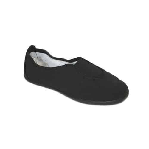 Zapatillas de baile en lona