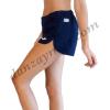 Pantalón short de mujer Joma confeccionado en tejido poliéster es de fácil secado muy ligero y transpirable para hacer cualquier actividad deportiva.