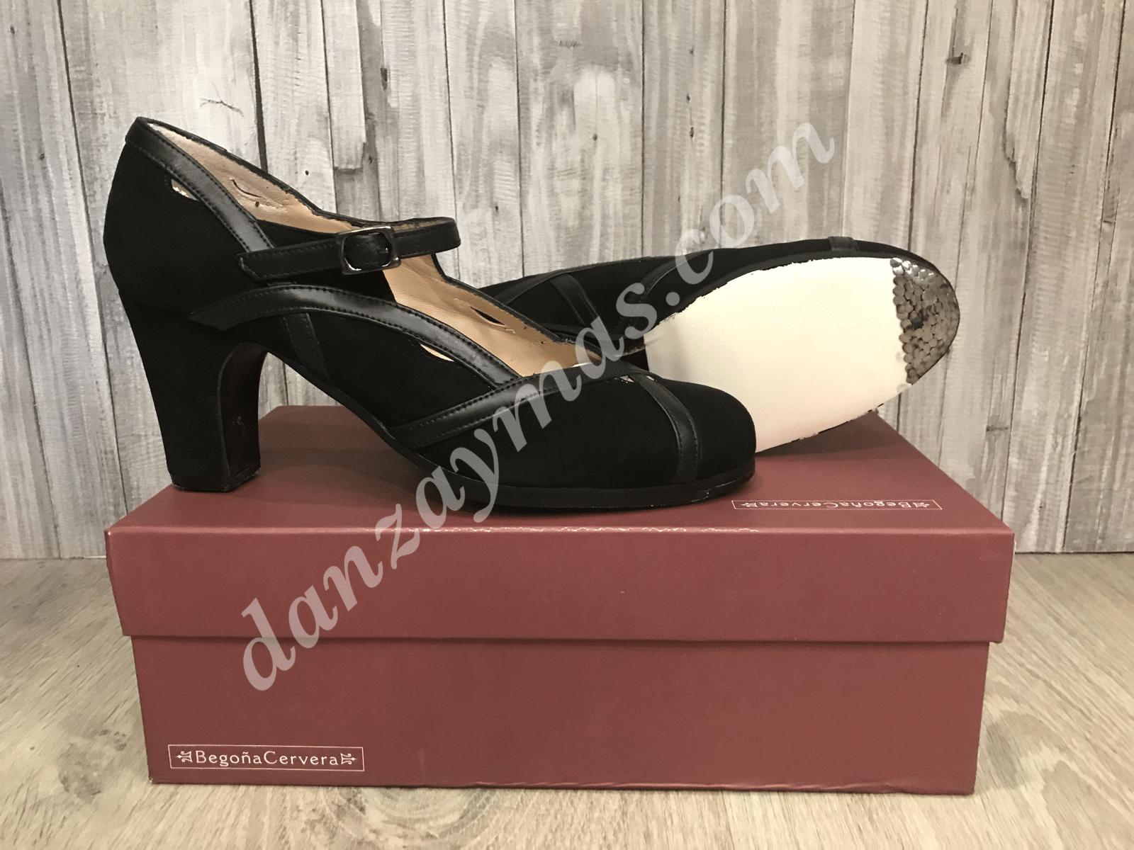 Zapatos de flamenca profesional Arco