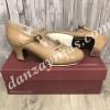 Zapatos de flamenco profesionales calado