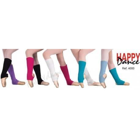 Calentador ballet cortos happy dance 4000-1