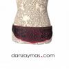 Cinturón flamenco mujer