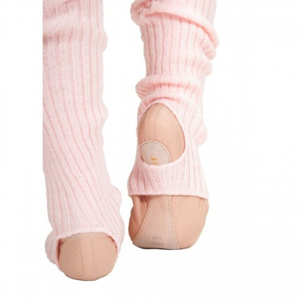 Calentador de danza Intermezzo de gran longitud para calentar tus piernas casi al completo