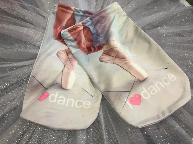 Bolsa para zapatillas de ballet 185