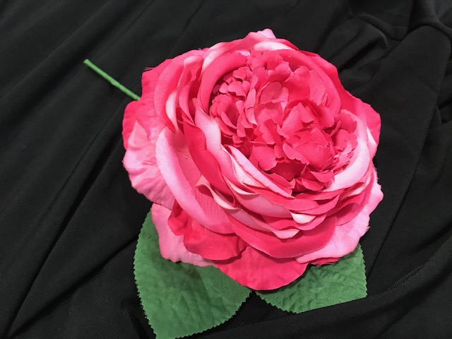 Flor grande para flamenca 248