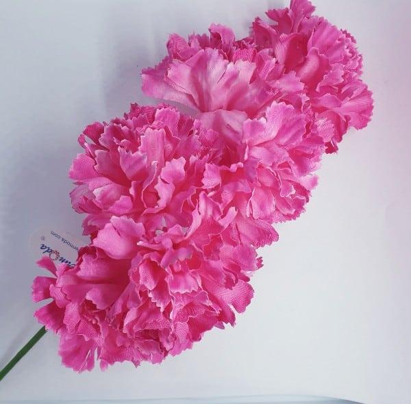 Ramillete de claveles para flamenca 245