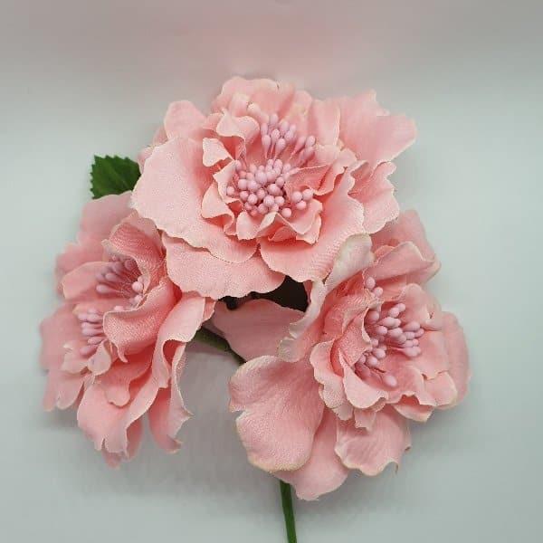 Ramillete de flamenca Carmen