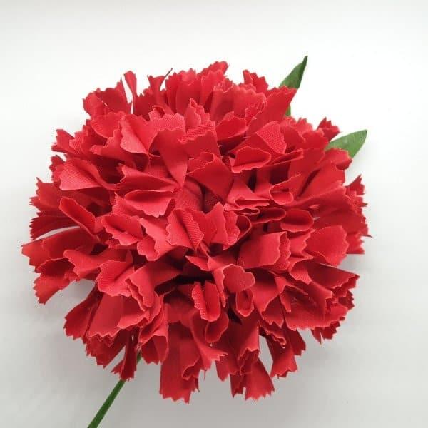 Flor de flamenca Geranio