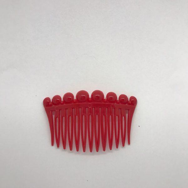 Peinas flamencas de plástico en colores para colocar en tu pelo