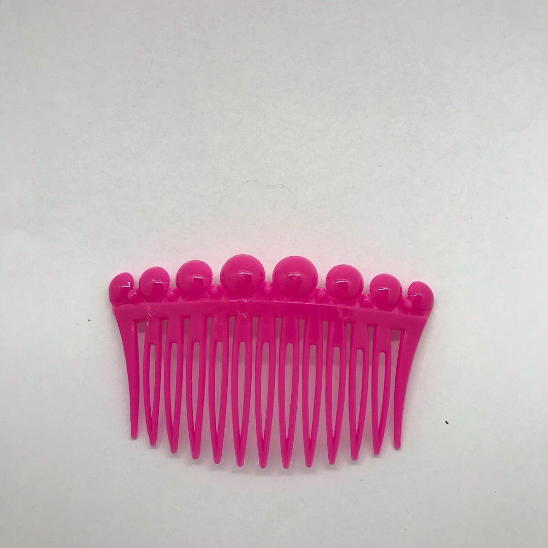 Peinas flamencas de plástico 255