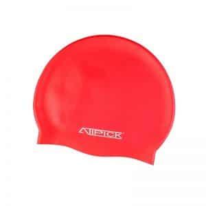 Gorro de natación en silicona de colores de la marca Atipick