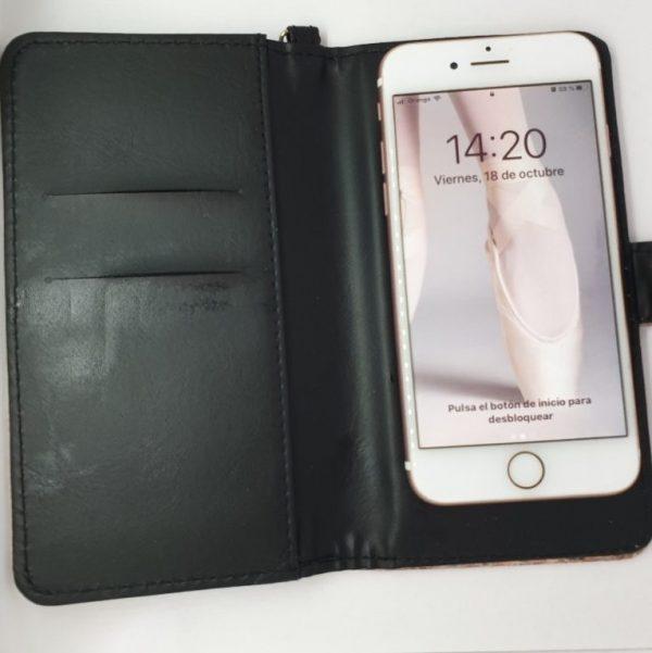 Funda móvil ballet para tu Smartphone