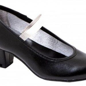 Zapatos de sevillana con goma para flamencas con ganas de bailar