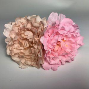 Ramillete flamenca fair con dos flores grandes