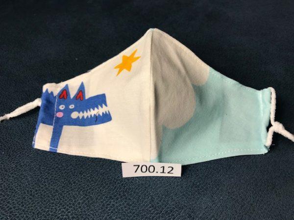 Mascarilla Live para niños con doble tejido para colocar filtro incluido