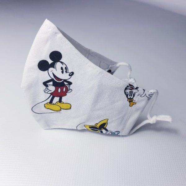 Mascarilla Mickey Minnie con los personajes de Disney que mas te gustan