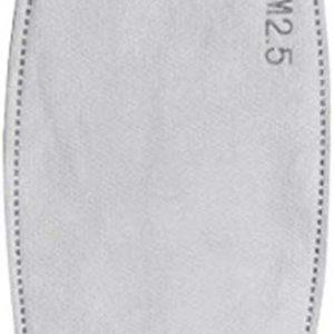 Filtros mascarillas PM2.5 con varias capas de filtrado