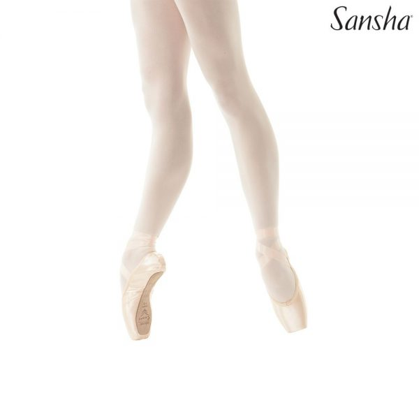 Puntas ballet debutante para bailarines que se inician en esta categoría