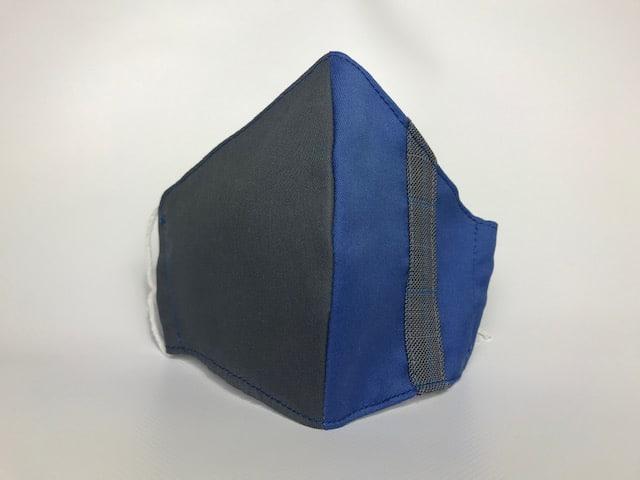 Mascarilla para uniforme gris 736