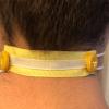 Soporte oreja mascarilla con botones para colocar elásticos